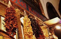 Grandbazaar в Стамбуле стоковые изображения