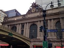 Grandcentralstation Obraz Royalty Free