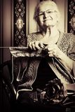 For grandchildren Royalty Free Stock Images