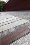 Mauer berlinês 1961-1989 fotografia de stock