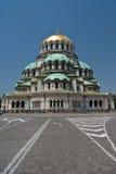 Grande église Photos libres de droits