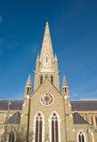 grande église ou cathédrale   Photographie stock libre de droits