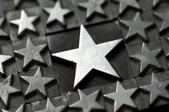 Grande étoile Image stock