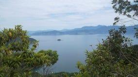 Grande île Photo libre de droits