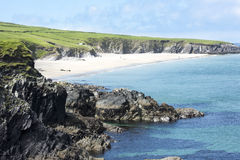 Grande île de Blasket, Irlande Images stock