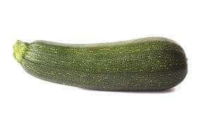Grande abobrinha verde Fotografia de Stock