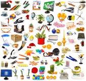 Grande accumulazione degli oggetti Fotografie Stock Libere da Diritti