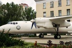 Grande aereo da carico Fotografie Stock