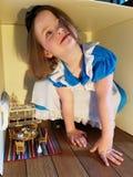 Grande Alice Fotografia Stock