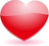 Grande amore Immagini Stock