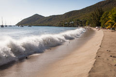 Grande Anse d'Arlet, Martinique Stock Images