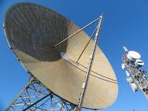 Grande antenna fotografia stock libera da diritti