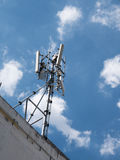 Grande antenna radiofonica Immagine Stock