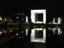 Grande Arche Royalty Free Stock Photo