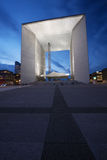 Grande Arche de la defense Royalty Free Stock Image