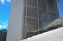 Grande Arche de La Defense (3)- Paris, France Stock Images