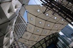 Grande Arche DE La Défense Stock Foto's