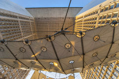 Grande Arche Royalty Free Stock Images