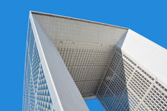 The Grande Arche in the La Defence business district Stock Photography