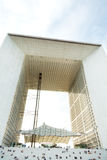 Grande Arche, La Defense, Paris Royalty Free Stock Photo