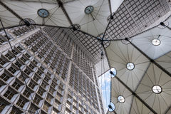 Grande Arche Royalty Free Stock Photos