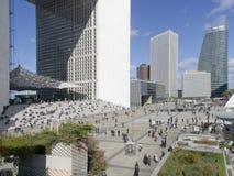 Grande Arche 8293, Parigi, Francia, 2012 della difesa della La Fotografie Stock Libere da Diritti