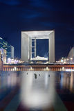 Grande Arche Royalty Free Stock Image