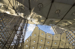 The Grande Arche, Paris Royalty Free Stock Photography
