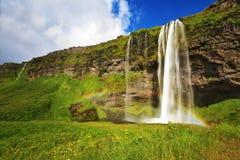 Grande arco-íris Foto de Stock Royalty Free