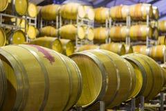 Tambor de vinho Foto de Stock Royalty Free