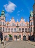 Grande arsenale Danzica, Polonia Fotografie Stock