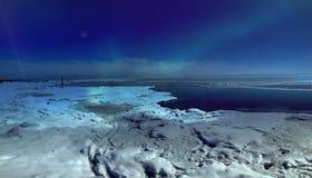 Grande baía sul Imagem de Stock