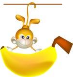 Grande banane Photographie stock libre de droits