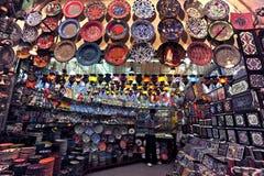 Grande bazar Costantinopoli Immagine Stock Libera da Diritti