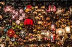 Grande bazar a Costantinopoli immagini stock