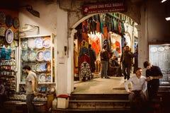 Grande bazar di Costantinopoli immagine stock