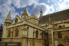 Grande Ben e Camere del Parlamento Immagini Stock