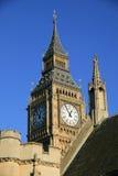 Grande Ben e le Camere del Parlamento Immagini Stock