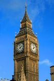 Grande Ben ed il Parlamento Fotografia Stock Libera da Diritti