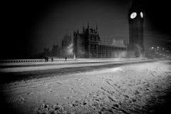Grande Ben a Londra Fotografia Stock