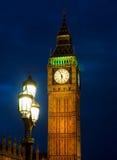 Grande Ben, Londra Immagini Stock