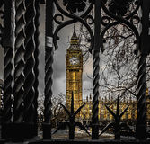 Grande ben Londra Immagine Stock