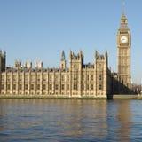 Grande Ben, Londra Fotografia Stock