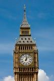 Grande Ben, Londra, Inghilterra Fotografie Stock Libere da Diritti
