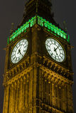 Grande Ben a Londra, Inghilterra Immagini Stock Libere da Diritti