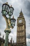 Grande Ben a Londra, Inghilterra Immagine Stock