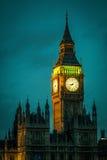 Grande Ben Londra Regno Unito Immagine Stock