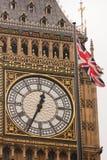 Grande Ben, Westminster, Londra Immagine Stock