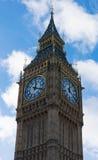 Grande Ben a Westminster, Londra Immagine Stock