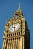 Grande Ben, Westminster, Londra, Regno Unito fotografia stock libera da diritti